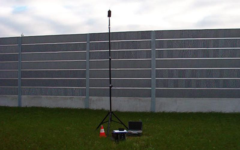 Long-term outdoor noise measurement