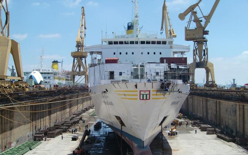 Numerical Simulations - Shipbuilding