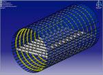 Composite fuselage