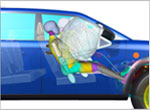 Airbag inflation
