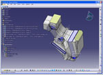 CAD Integration / Tagging example CATIA®