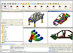 Multidiscipline modelling and pre/post-processing support with SimXpert