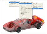 Vehicle-specific customization of Adams/Car
