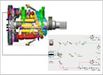 Optimizing size and performance for a hydraulic pump