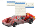 Adams graphical user interface